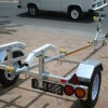 Dinghy Trailer for sale from Helderberg Trailer Sales