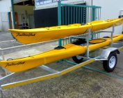 Kayak Trailer for sale from Helderberg Trailer Sales
