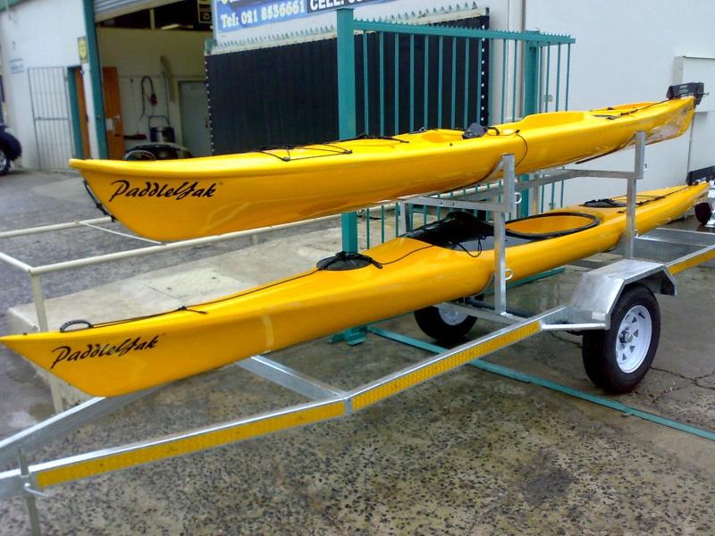 Kayak Trailer for sale from Helderberg Trailer Sales