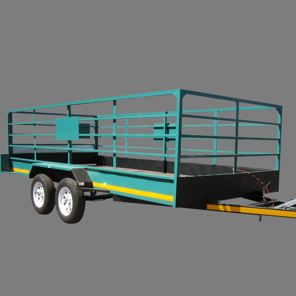 Star Bird S4 Trailer for sale from Helderberg Trailer Sales